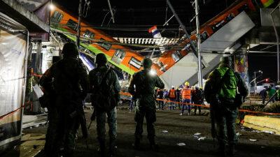 El triste y lamentable accidente en la Línea 12 del Metro