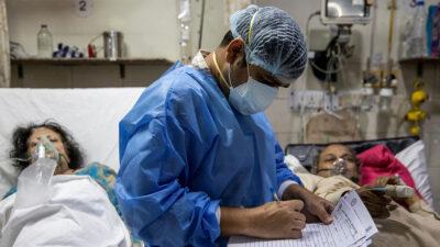 """Mucormicosis, qué es el """"hongo negro"""" que afecta a pacientes de COVID-19 en India"""