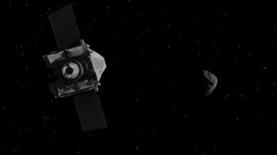 Sonda de la NASA inicia se regreso a la Tierra con muestras de asteroide