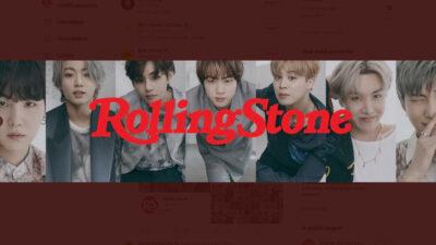 bts en rolling stone