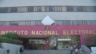 INE y Tribunal Electoral son un contrapeso al poder