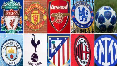 Superliga Sanciones Equipos