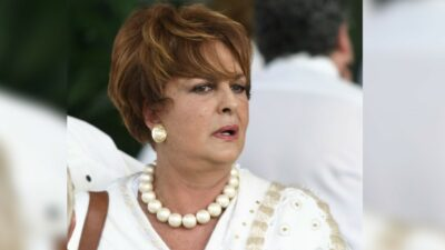 Talina Fernandez Julio Iglesias