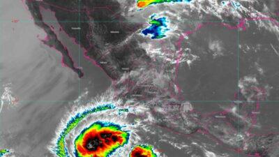 Tormenta tropical Blanca afectaría con fuertes lluvias a estos estados