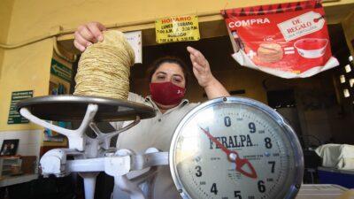 Precio de la tortilla en CDMX y Valle de México llega a los 20 pesos