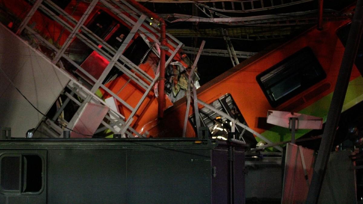 Metro CDMX: Imágenes del antes y después del derrumbe en la Línea 12