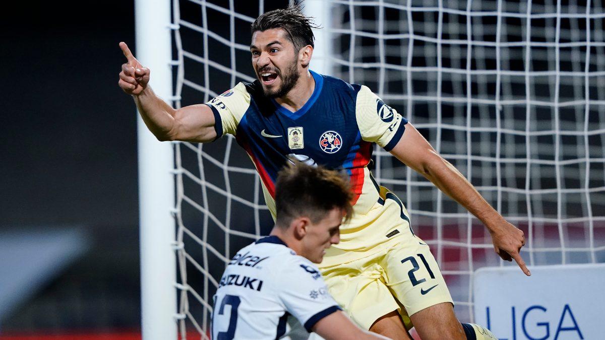 América gana el Clásico Capitalino y elimina a Pumas de la Fase Final.