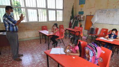 Veracruz: regreso a clases para el 24 de mayo