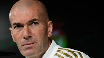 Zidane Fuera Real Madrid