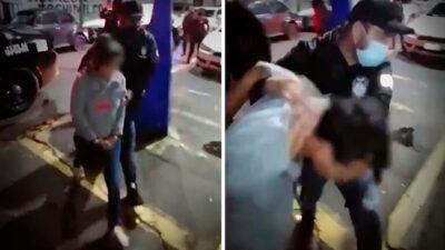 Xochimilco violación menores