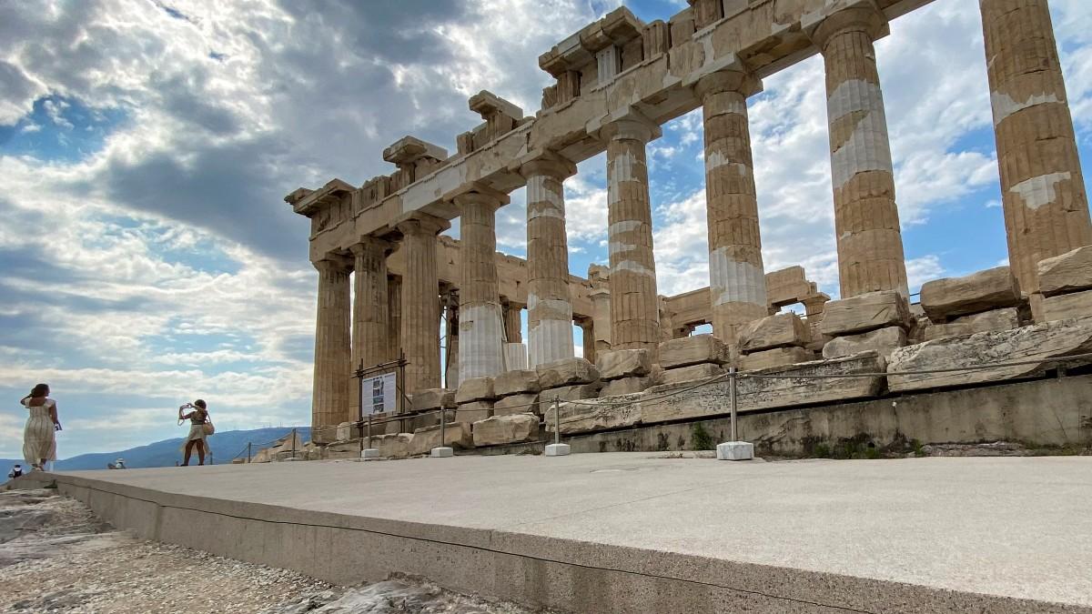 Acropolis Grecia