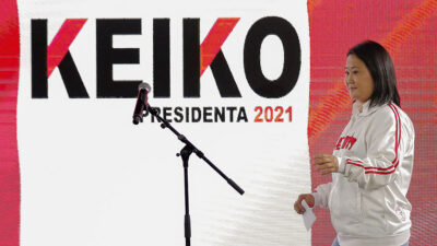 Elecciones Perú: Keiko Fujimori pierde ventaja; Pedro Castillo se coloca a la cabeza