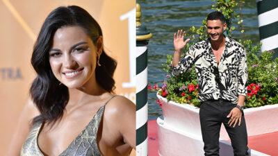 Maite Perroni y Alejandro Speitzer se dejan ver juntos tras polémicas sentimentales