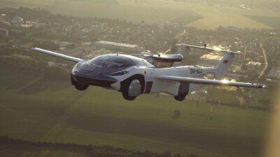 Aircar Vuelo
