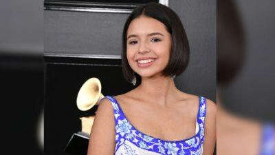 Angela Aguilar Vestido De Novia