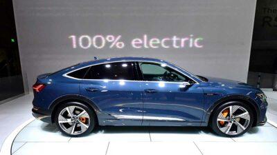 Audi fabricará solamente autos eléctricos a partir del 2033