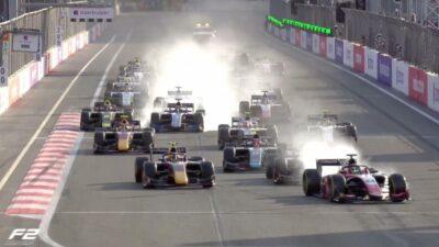 Checo Pérez saldrá sexto para el GP de Azerbaiyán