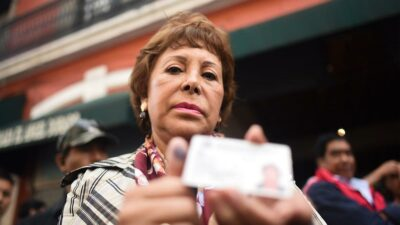 Alejandra Barrios Richard es vinculada a proceso