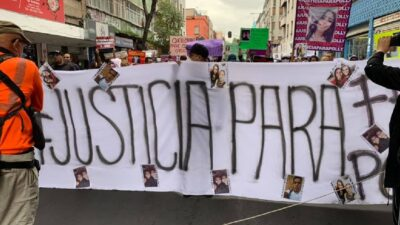 CDMX: marcha por Fer y Polly, atropelladas por Diego Helguera