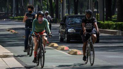 """CDMX: """"Muévete en Bici"""" tendrá una ampliación el próximo domingo"""