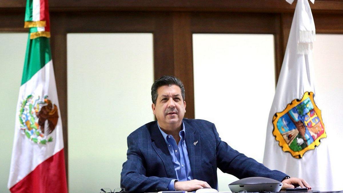 Francisco García Cabeza de Vaca paga garantía de 100 mil pesos para no ser detenido