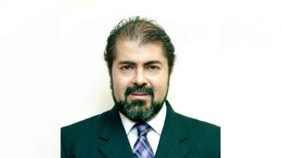 Omar Cervantes, vocero de la Segob, renunció al cargo tras la difusión de unos audios con tintes políticos. Foto: Facebook Omar Cervantes Rodríguez.