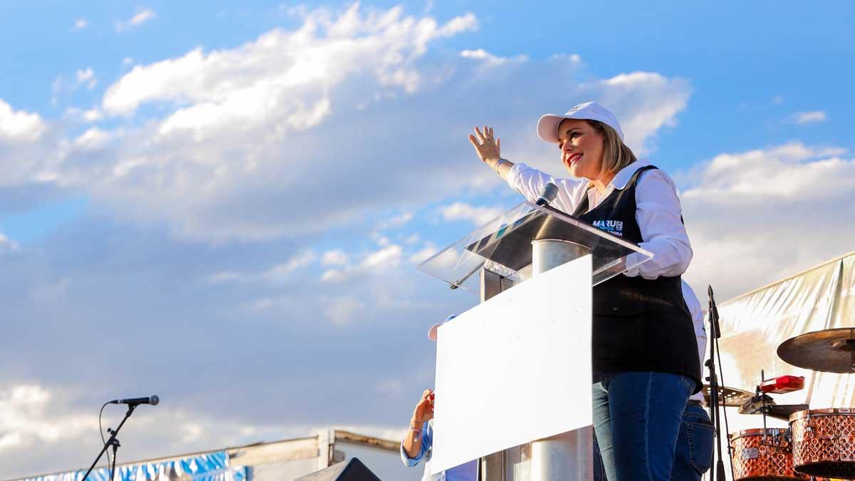 Elecciones Chihuahua 2021: Maru Campos aclara tuit de César Duarte