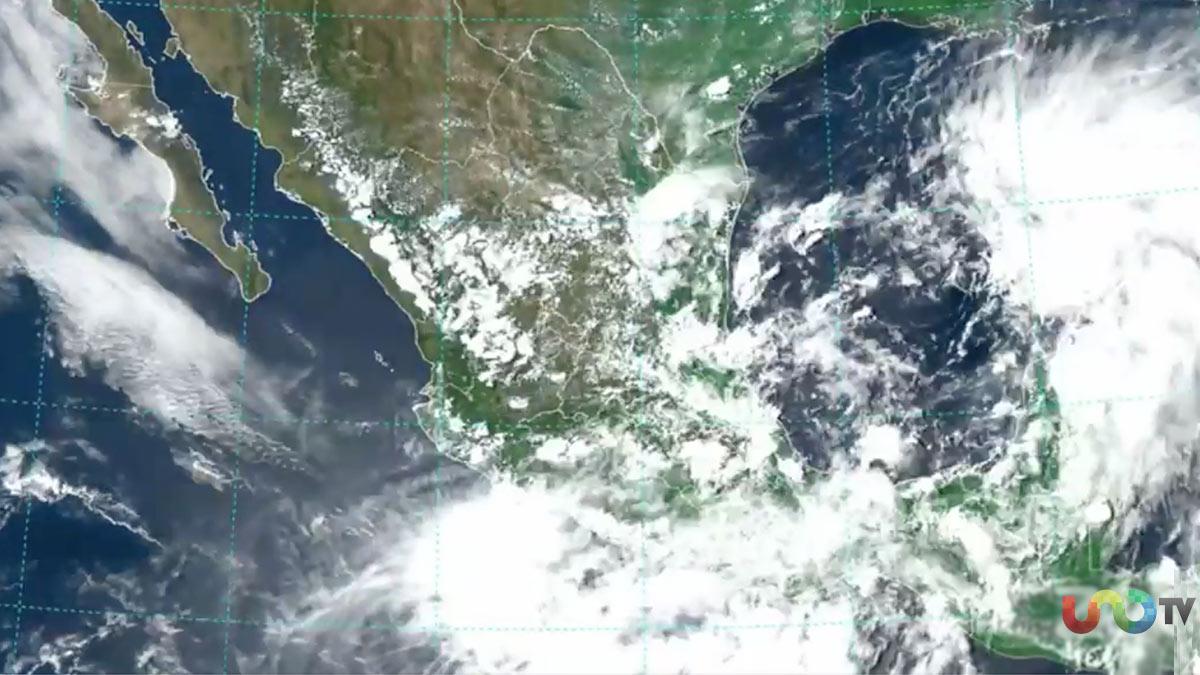 México en alerta por ciclones y tormentas tropicales