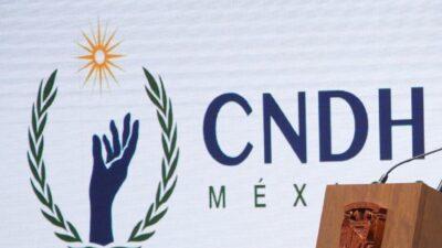 CNDH interpone acción de inconstitucionalidad por nueva Ley de la FGR