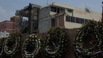 Colegio Rébsamen: declaran culpable a Director Responsable de Obra