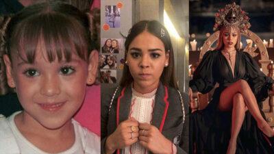 Danna Paola transformación