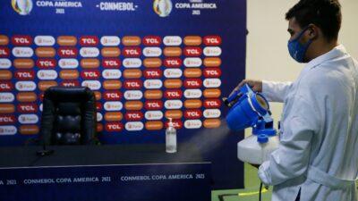 Copa America Covid