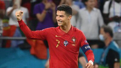 Cristiano Ronaldo Record Maximo Goleadoir