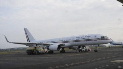 Venden antiguo avión Presidencial