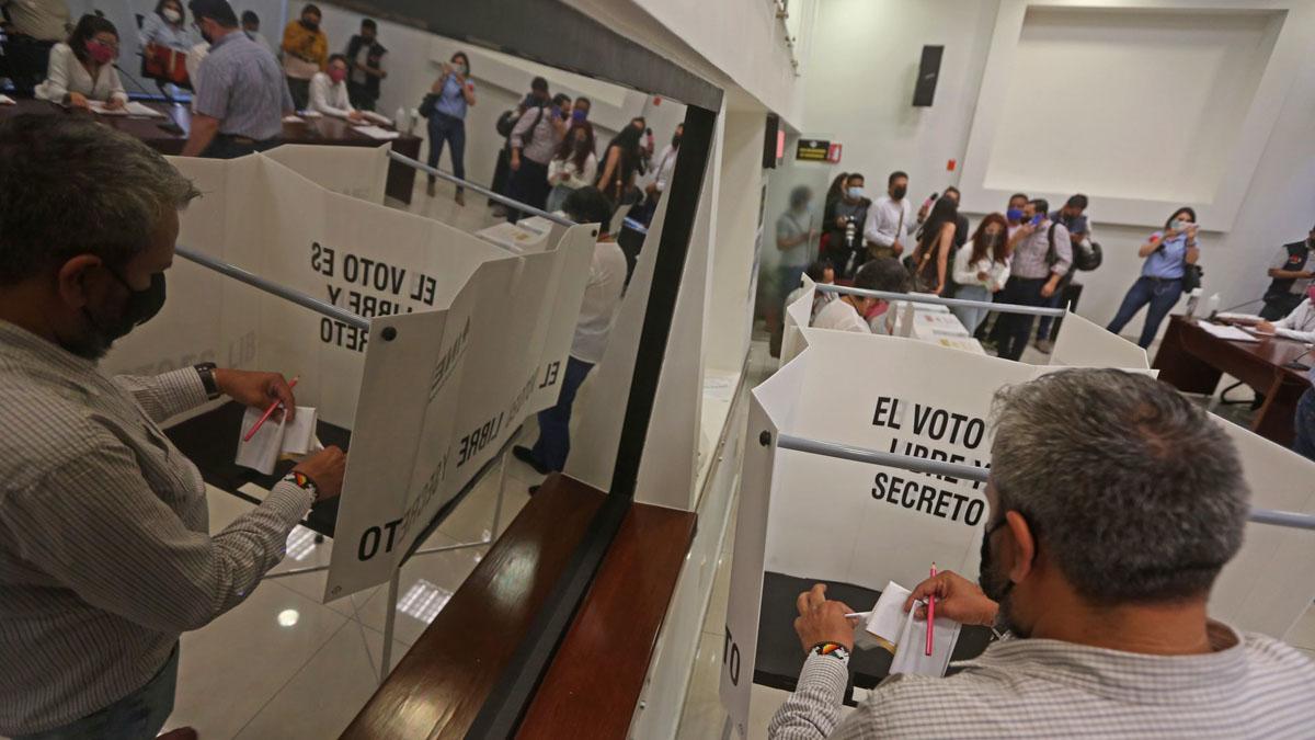 INE llama a votar