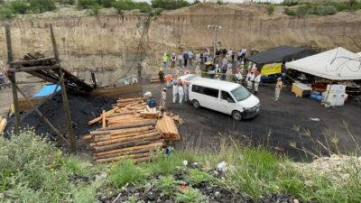 Rescate sexto minero
