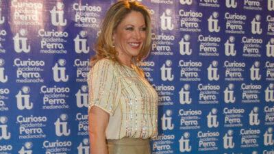 Andrea Noli revela que Jorge Salinas, padre de su hija, no existe para la joven