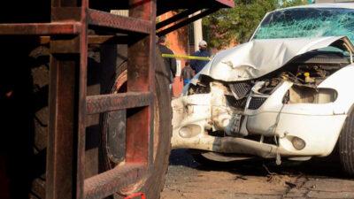 San Miguel de Allende: accidente vial cobra la vida de siete personas