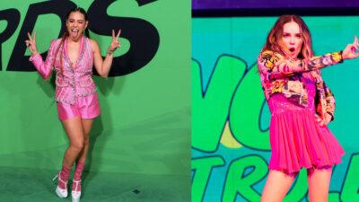 Danna Paola revela que Belinda se negó a hacer un dueto con ella