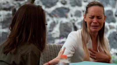 Ginny Hoffman reaparece en polémica con Héctor Parra por abuso a Alexa, su hija