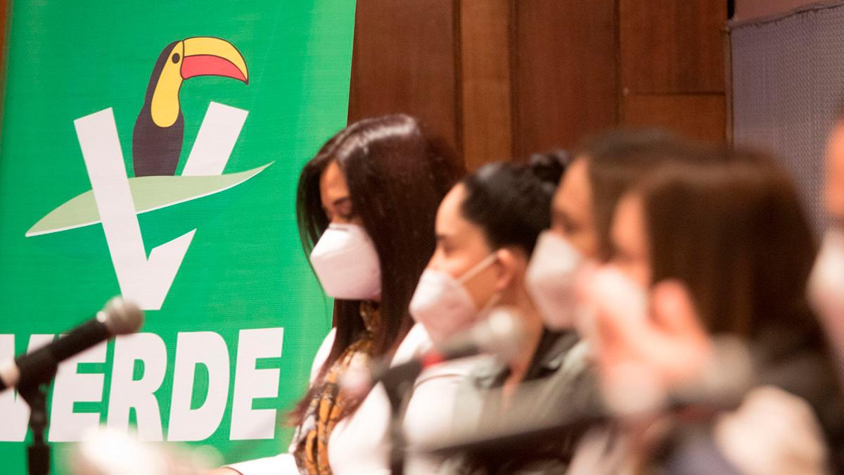Partido Verde: ellos son los famosos que habrían promovido el voto
