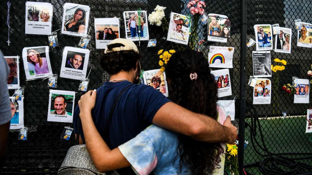 Derrumbe en Miami: aumenta a 11 el número de muertos; 150 siguen desaparecidos