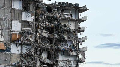 edificio se derrumba en florida
