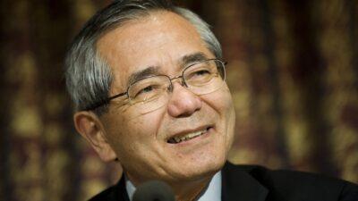 Ei-ichi Negishi, premio Nobel de Química en 2010, muere a los 85 años