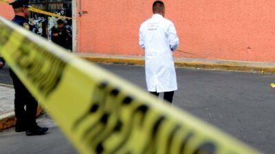 EJECUCION SICARIOS CDMX