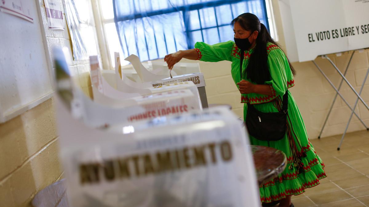 AMLO califica elección del 6 de junio como histórica; se votó por dos proyectos, dice