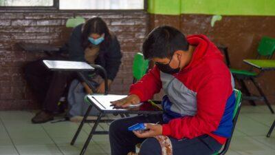 COMIPEMS: mañana inicia la aplicación del examen, informó la SEP