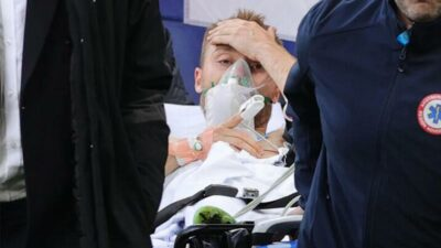 Christian Eriksen: todavía no se sabe por qué se convulsionó