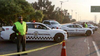 Guardia Nacional desmiente rumor sobre el robo municiones en Guanajuato