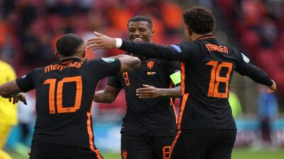 Eurocopa 2020: Holanda avanza con paso perfecto a Octavos
